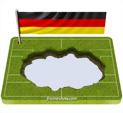 Photo Frame for Soccer: 0001685