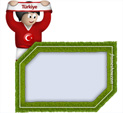 Photo Frame for Soccer: 0001731