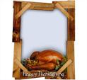 Photo Frame for Thanksgiving: 0001738