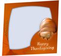 Photo Frame for Thanksgiving: 0001741