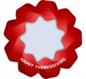 Photo Frame for Thanksgiving: 0001747