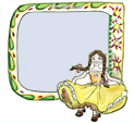Photo Frame for Cinco de Mayo: 0001801