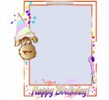 Photo Frame for Birthday: 0001819