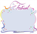 Photo Frame for Carnival: 0001827