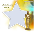 Photo Frame for Oscar Awards: 0001832