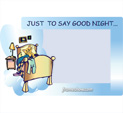 Photo Frame for Good Night: 0001869