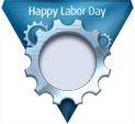 Photo Frame for Labor Day: 0002132