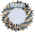 Photo Frame for New Year: 0002135