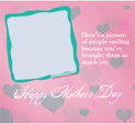 Photo Frame for Mother's Day: 0002145