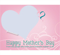 Photo Frame for Mother's Day: 0002146