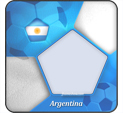 Photo Frame for Soccer World Cup: 0002180