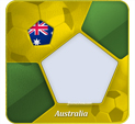 Photo Frame for Soccer World Cup: 0002181