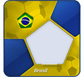 Photo Frame for Soccer World Cup: 0002182