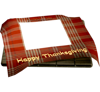 Thanksgiving e-card invitation