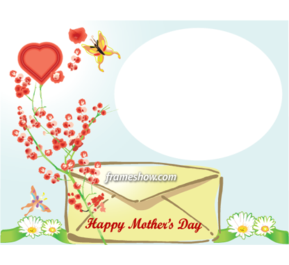 Mother\'s Day Photo Frames and e-cards